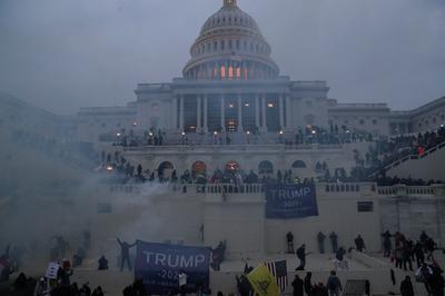 Siege, impeachment, inauguration: Three Wednesdays in America