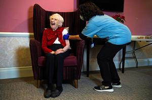 The race to vaccinate the world's elderly