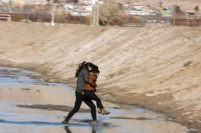 U.S.-Mexico border views in the Biden era