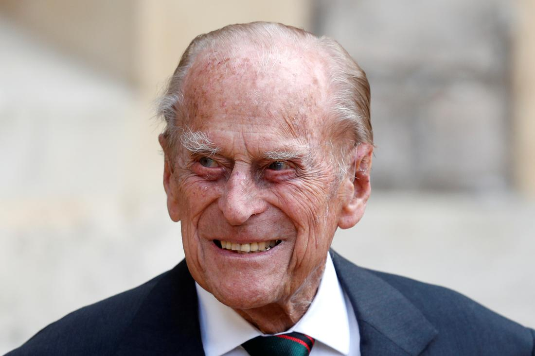 Prince Philip, 99, to Remain Hospitalized 's with Infection from Coronavirus