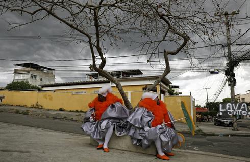 Brazil's Carnival goes quiet amid coronavirus