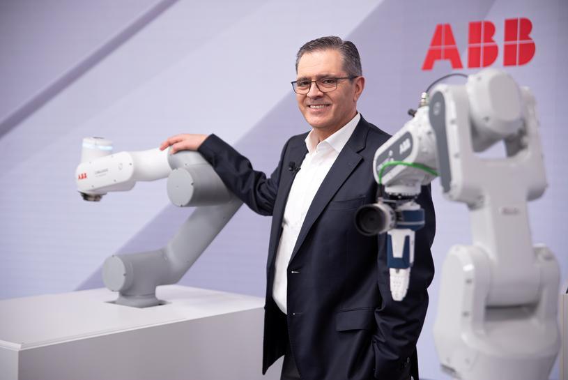 reuters.com - John Revill - ABB's robots to meet post pandemic demand for workforce that never gets sick