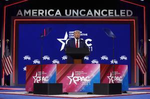 Trump fervor dominates CPAC