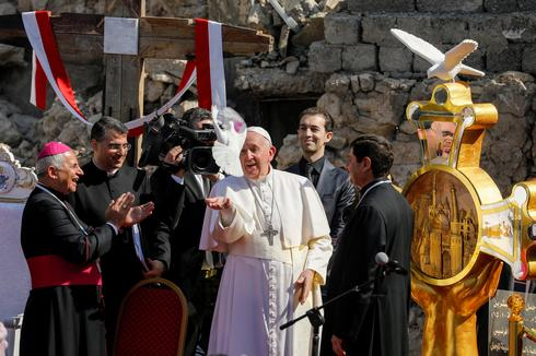Pope Francis visits Iraq in historic trip