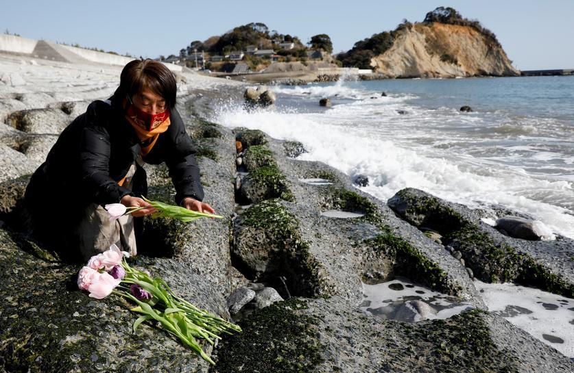 Japan Marks 10 Years Since Fukushima Disaster