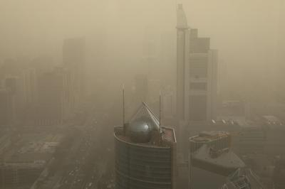 Beijing choked by biggest sandstorm in decade