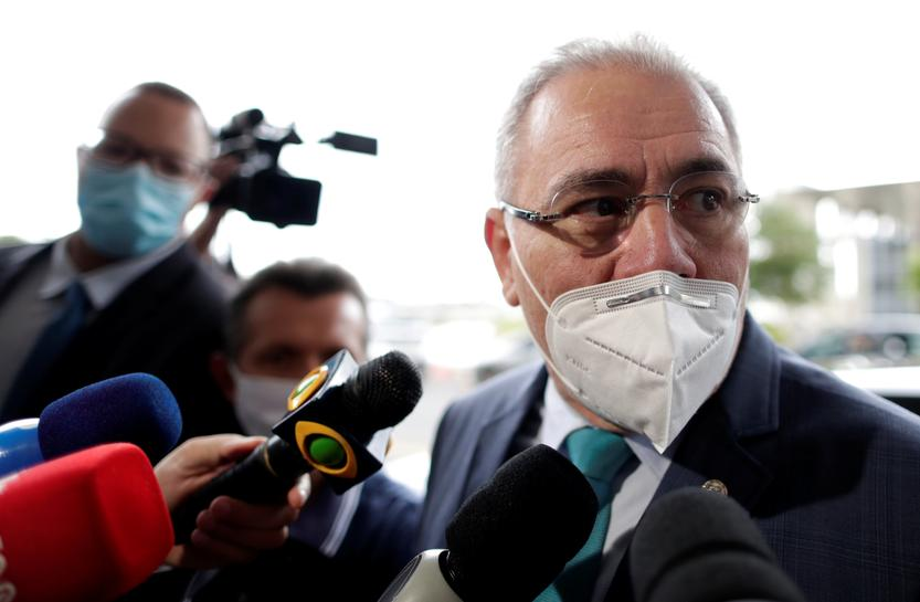 Bolsonaro names cardiologist as health minister to replace general | Reuters