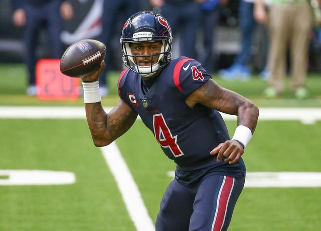 Houston Texans open to Deshaun Watson trade before 2021 season