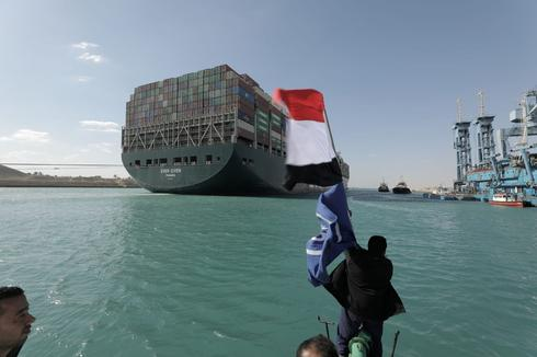 'She's free': Traffic in Suez Canal resumes after stranded ship refloated