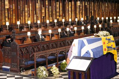 The funeral of Prince Philip