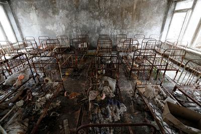 Ukraine eyes UNESCO status for abandoned Chernobyl wasteland