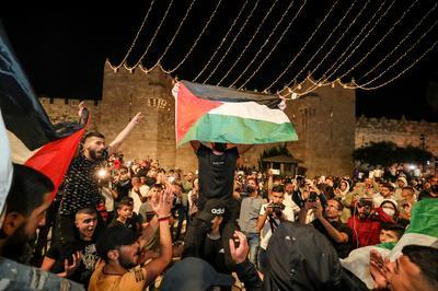 Weekend clashes in Jerusalem during Ramadan