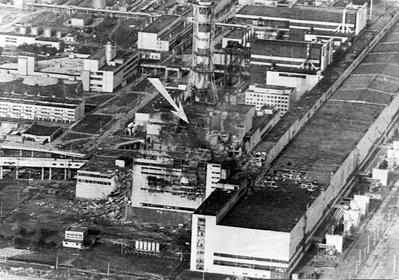 Flashback: The Chernobyl nuclear disaster