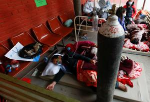 Nepal overwhelmed by second wave of COVID infections