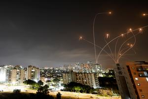 Deadly Israel airstrikes in Gaza after militants fire rockets at Jerusalem