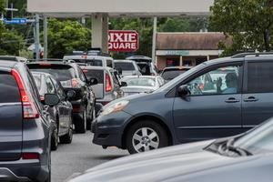 Long lines at U.S. gas stations after cyberattack paralyzes major pipeline