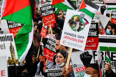 World reacts to Israeli-Palestinian conflict