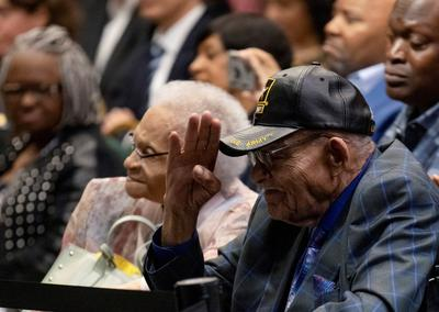Commemorating 100 years since the Tulsa race massacre