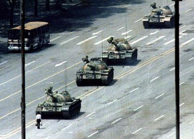 Crackdown at Tiananmen Square, 32 years ago