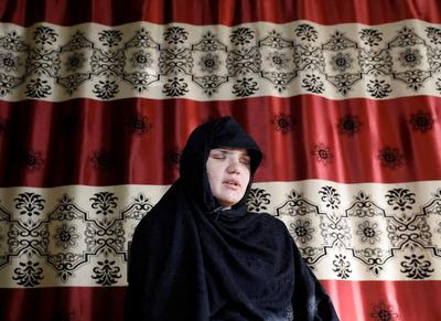 The women and girls of Afghanistan