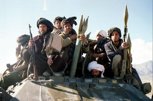In pictures: When the Taliban last ruled Afghanistan
