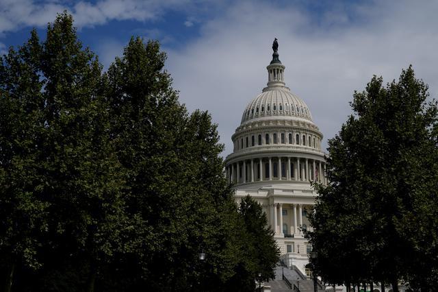 FILE PHOTO: The U.S. Capitol Building is pictured in Washington, U.S., August 20, 2021. REUTERS/Elizabeth Frantz