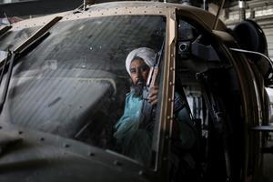 Inside Afghanistan's Bagram Air Base, now under Taliban control