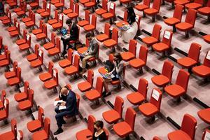 Inside the U.N. General Assembly
