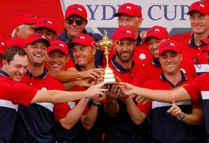 U.S. wins Ryder Cup and opens door to new era